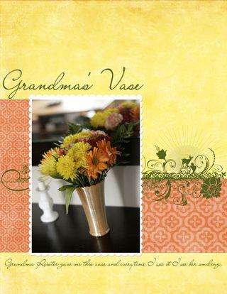 Grandma'sVase