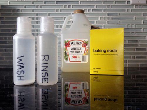 Wash-Rinse