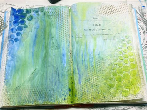 Art-Journal-distress-ink