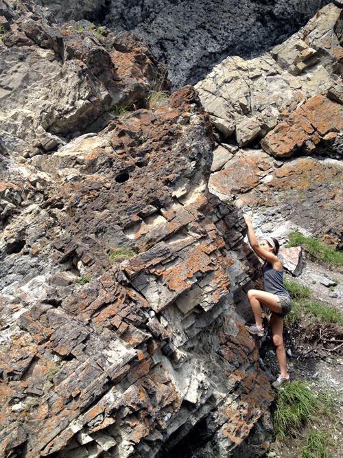 Jess-climb