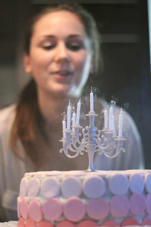 Blow-candles