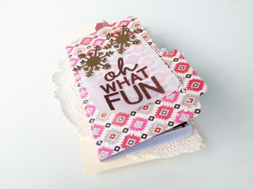 Tag-Folder-Card