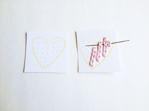 Knit-hearts-with-embroidery-floss
