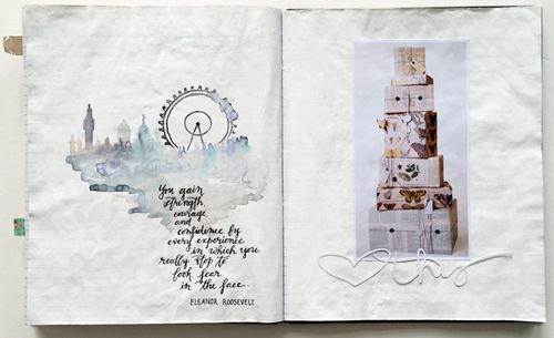 Get-Messy-Art-Journal-Spread